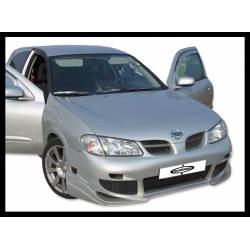 Front Bumper Nissan Almera From 2000 Onwards