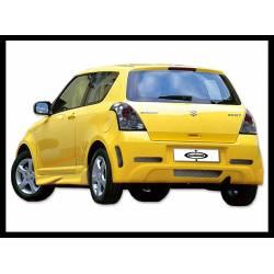 Paragolpes Trasero  Suzuki Swift 05