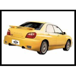 Paragolpes Trasero  Subaru 01 WRX