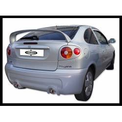Rear Bumper Renault Megane Coupe, Furia Type
