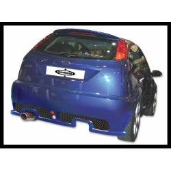 Rear Bumper Ford Focus 1998, Sport Type