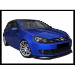 Spoiler Delantero Volkswagen Golf 6 ABS