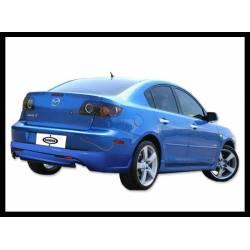 Rear Spoiler Mazda 3, 4-Door