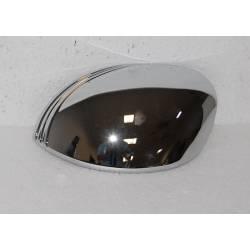 Chromed Mirror Covers Peugeot 206