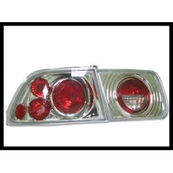 Set Of Rear Tail Lights Honda Civic 1996 2-Door Lexus