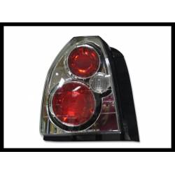 Set Of Rear Tail Lights Honda Civic 1996 3-Door Lexus Chromed