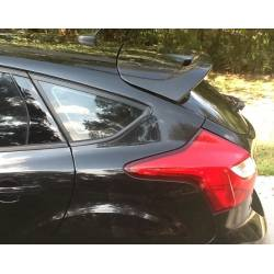 Carbon Fibre Upper Spoiler Ford Focus 2012, 3 Or 5-Door, ST Type.