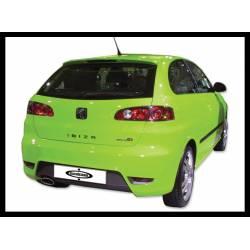 Rear Bumper Seat Ibiza 2002-2007 Combat Type