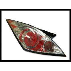 Set Of Rear Tail Lights Nissan 350Z, Lexus Chromed