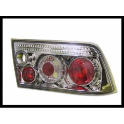 Set Of Rear Tail Lights Opel Calibra Lexus Chromed