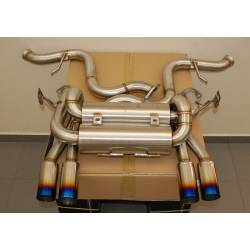 Exhaust BMW E92 M3