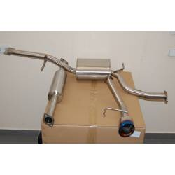 Exhaust Ford Focus 2.0 2008-2012