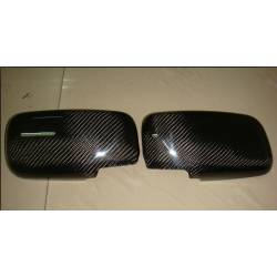 Carbon Fibre Mirror Covers Mitsubishi Evo VII & VIII & IX