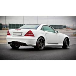 Jupes Mercedes SLK R170 Look AMG