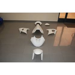 Fairing For Competition Only Kawasaki ZX10R 2008