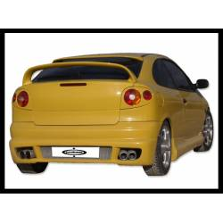 Rear Bumper Renault Megane Coupe Impact Type