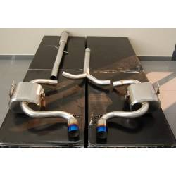 Exhaust Mini R53 01-05