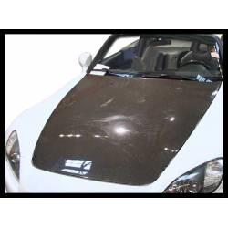 Capó Carbono Honda NS 2000