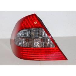 Pilotos Traseros Mercedes W211 06-09 Led Red