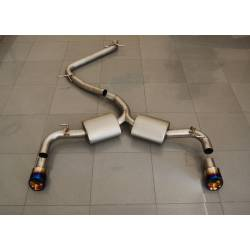 Exhaust Volkswagen Golf 6 GTI