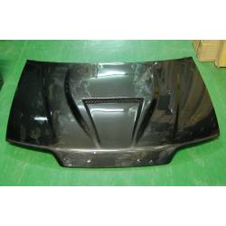 Carbon Fibre Bonnet Honda CRX 1990, With Air Intake