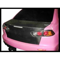 Carbon Fibre Boot Lid Mitsubishi Evo X