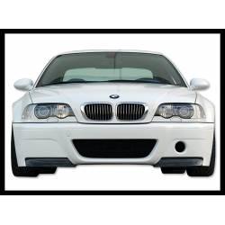 Paragolpes Delantero BMW E46 M3 ABS C/Punteras Carbono Look CSL
