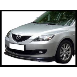 Front Spoiler Mazda 3 2003-2005, RS Type