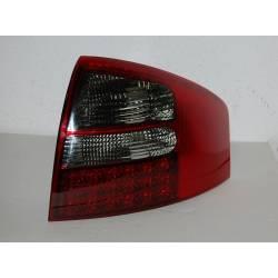 Pilotos Traseros Audi A6 '99-03 Red