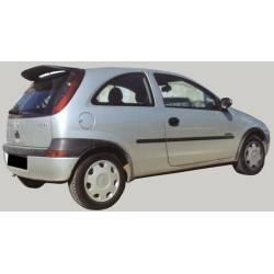 Alerón Opel Corsa C 3-5P