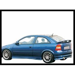 Side Skirts Opel Astra G 1998