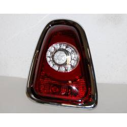 Set Of Rear Tail Lights Mini Cooper 11-13 Led Red Cardna
