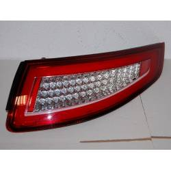 Set Of Rear Tail Lights Porsche 911 05-08 Led Red Cardna