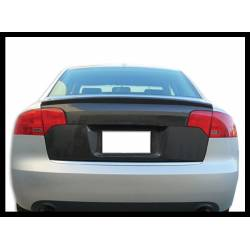 Carbon Fibre Lower Spoiler Audi A4 2005-2008 B7 4-Door