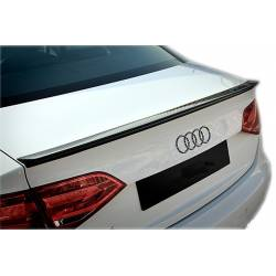 CARBON FIBRE LOWER SPOILER AUDI A4 B8 2008-2015
