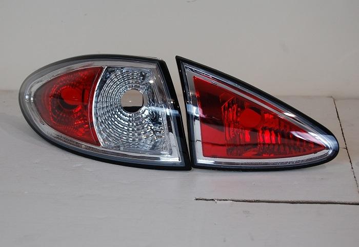 Set Of Rear Tail Lights Alfa 147 Lexus